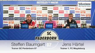 PK nach FCM-Spiel in Paderborn