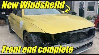 Rebuilding My Wrecked BMW M4 Part 5