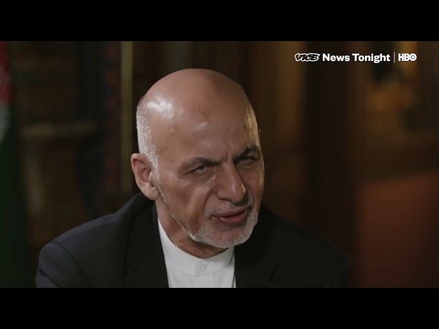 President Ashraf Ghani Discusses the Impact of US South Asia Strategy in Afghanistan