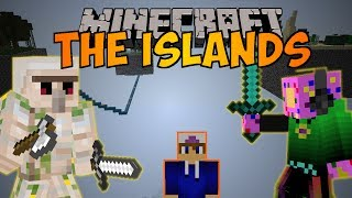 SO MANY DIAMONDS!! The Islands Minigame W/ Aqua and Baseballs
