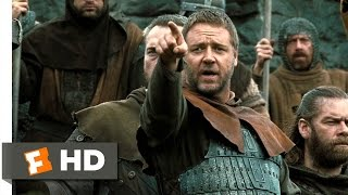 Robin Hood (8/10) Movie CLIP - Power From the Ground Up (2010) HD