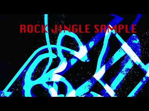 ロックテイストのジングルを制作します まずはサンプル音源を聴いてみてください! イメージ1