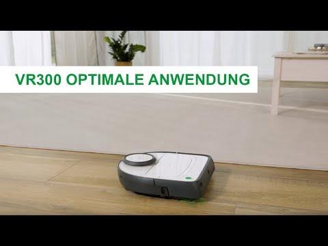 Anleitung | VR300 Saugroboter: Optimale Anwendung