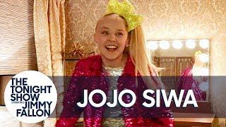 JoJo Siwa Throws a Royalty-Free Music Dance Party