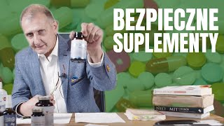 Hubert Czerniak TV radzi, gdzie tanio i bezpiecznie kupić najlepsze suplementy i produkty zdrowotne.