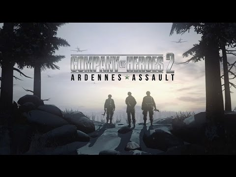 Company of Heroes 2 - Ardennes Assault Gameplay Trailer thumbnail