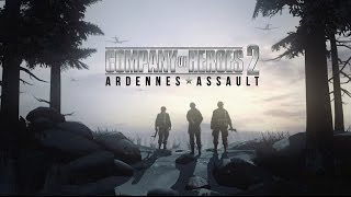 Company of Heroes 2 - Ardennes Assault video