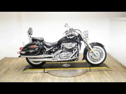 2007 Suzuki Boulevard C50 in Wauconda, Illinois - Video 1