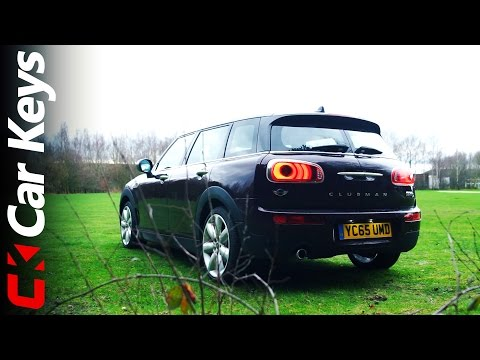 MINI Clubman 2016 review