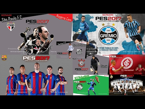 StartsScreen Pro Evolution Soccer 2017 Peça o Seu !