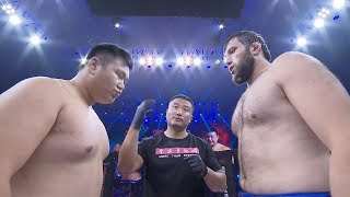 Юсуп Шуаев vs. Бури Мендэ / Yusup Shuaev vs. Buren Mende