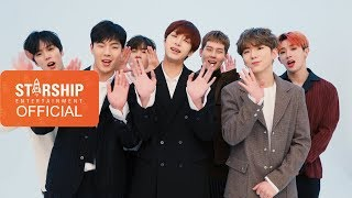 [Special Clip] 몬스타엑스(MONSTA X) - 2018 설날인사 (2018 New Year