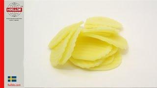 Potatis: Räffelskivare 4 mm