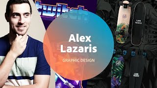Branding & Identity Design With Alex Lazaris - 1 Of 3