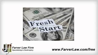 Filing for Bankruptcy - Farver Law - Bellevue WA 425-445-7351