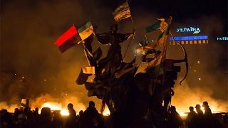 18 Февраля 2014.  Штурм Майдана.