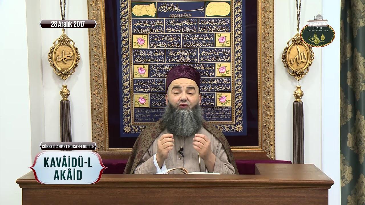 Kavâidü-l Akâid Dersleri 6. Bölüm