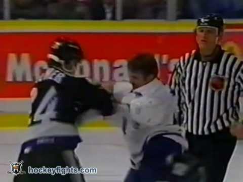 Todd Gill vs. Jason Wiemer
