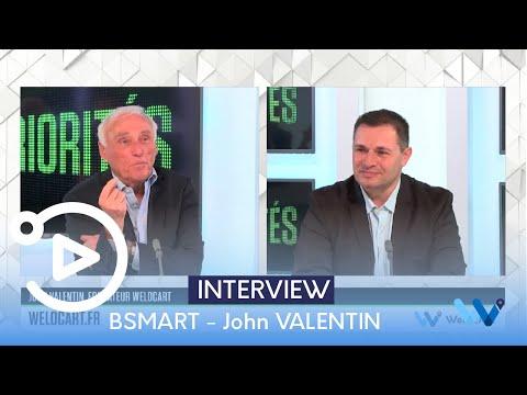 [INTERVIEW] - Bsmart - Jean Marc SYLVESTRE & John VALENTIN