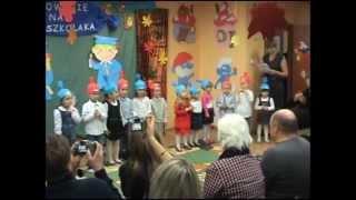 preview picture of video 'Pasowanie w Bajkowym Przedszkolu'