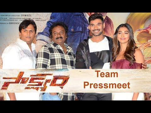 Sakshyam Movie Team Pressmeet