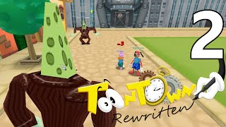 Toontown Rewritten - 02 - The Big Cheese