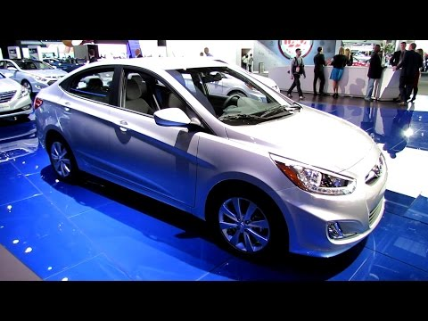 Hyundai  Accent Седан класса B - рекламное видео 2
