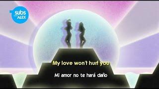 Diplo & Sleepy Tom - Be Right There (Lyrics - Sub Español) Official Video