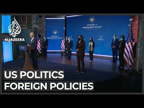 How will Joe Biden unwind Trump's foreign policy agenda?