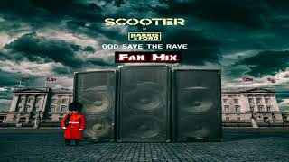Scooter Feat. Harris & Ford   God Save The Rave (Fan Mix)