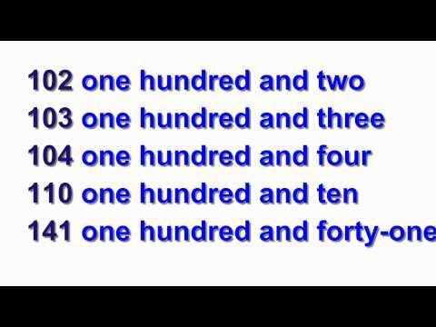 Οι αριθμοί - The numbers