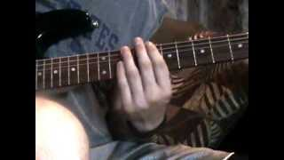 How To Play Chapter Four on Guitar