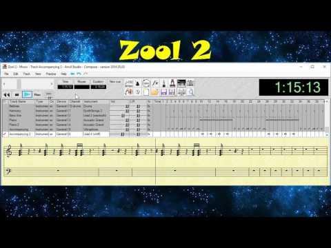 Zool 2 - Ninja of the Nth Dimension - Anvil Studio