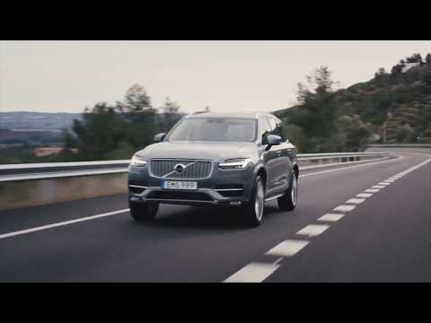 Volvo XC 90 Внедорожник класса J - рекламное видео 2