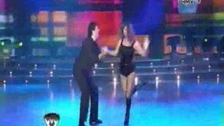 Griselda Siciliani Bailando