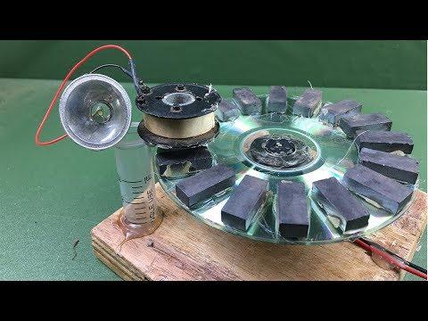 Free energy machine , Magnet motor generator , Self running