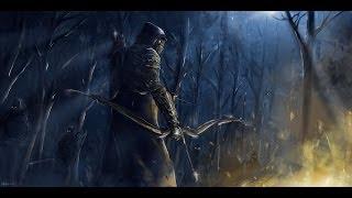 Skyrim Mod # 4 ( Сумеречные стражи # 1) Новая работа :D