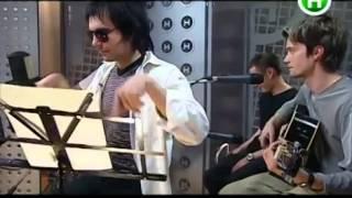 """Океан Ельзи в программе """"Живий звук"""",  2000 г"""