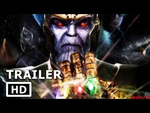 Marvel's Avengers Infinity War 2018 Movie Teaser Trailer   MCU Tribute Trailer