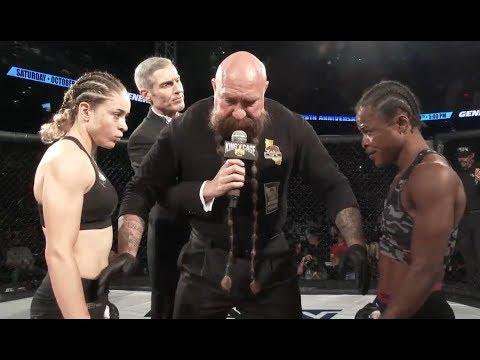 Watch: Nigerian Police (ASP) Lovethpatra Clinch MMA Title