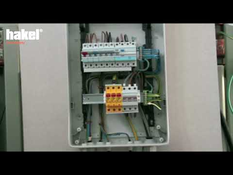 Testing of switch-board with SPD
