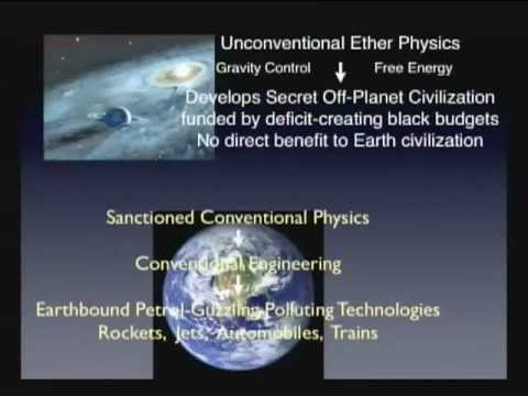 UFOs, Anti-Gravity Propulsion and a Free-Energy Economy with
