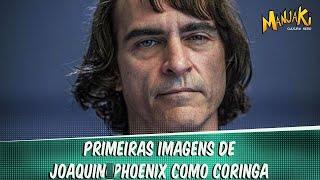 CORINGA: JOAQUIN PHOENIX E PRIMEIRAS IMAGENS COMO O VILÃO | Ultra News