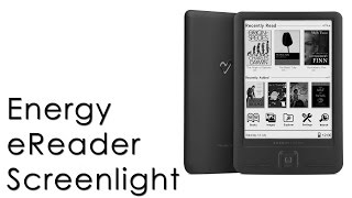 Energy Sistem Energy eReader Screenlight Review
