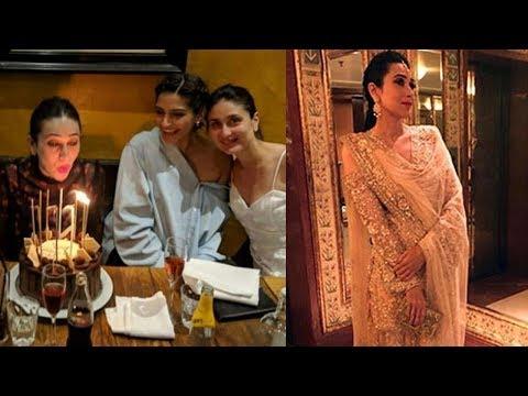 Karisma Kapoor Celebrates 44th Birthday In London