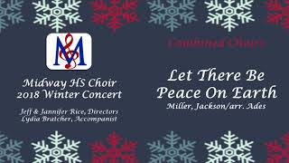 Let There Be Peace On Earth by Miller, Jackson/arr. Ades