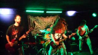 Video Choked By Own Vomits live in Wolfsburg - 2014-10-31 (1/1)