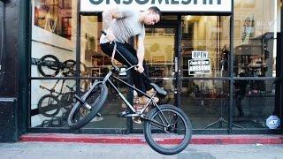 BUILDING MY BRAND NEW BMX BIKE!