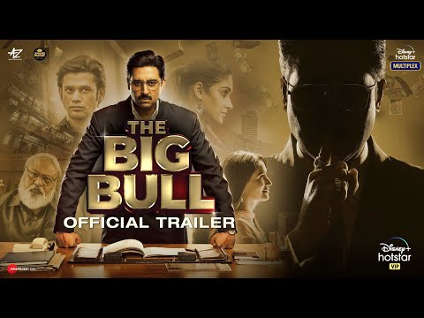 The Big Bull (2021) New Released Movie Bollywood Product