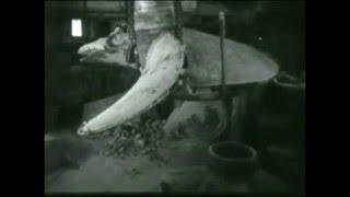 Gieterij van Lips in Drunen 1947